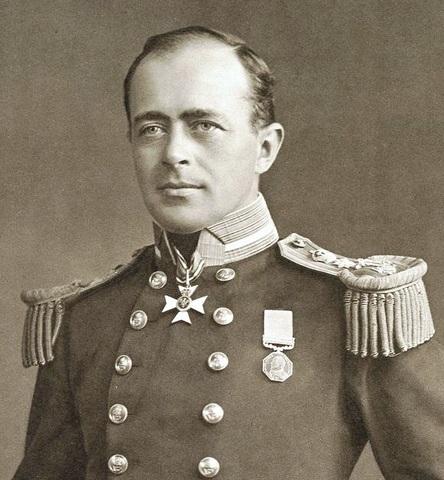 Captain Robert Scott
