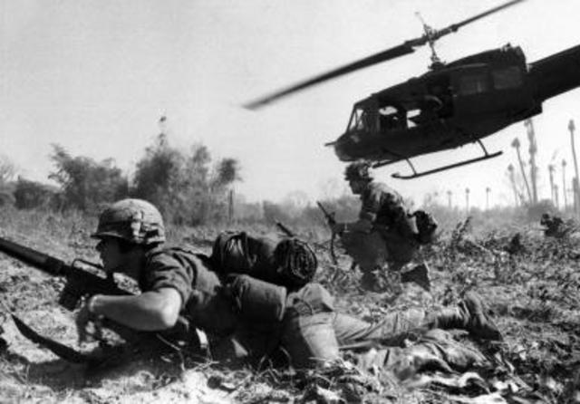 Dispatchment of US Troops in Vietnam