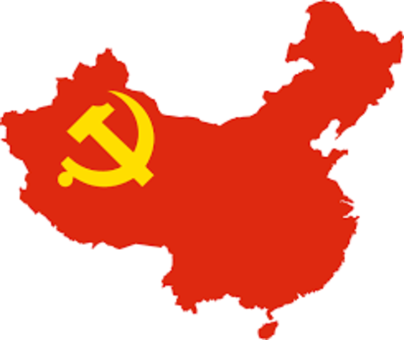 Chinese Communist Party formed