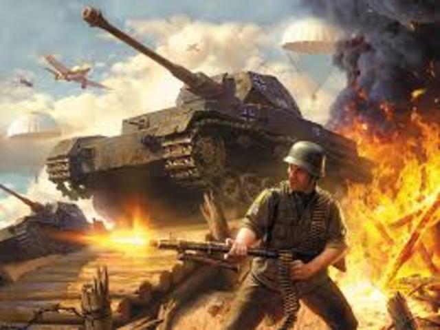 german blizkrieg