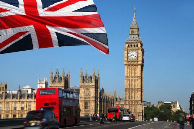 Naissance à Londres