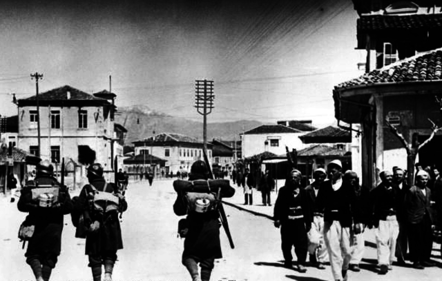 Fascist Italy invades and annexes Albania