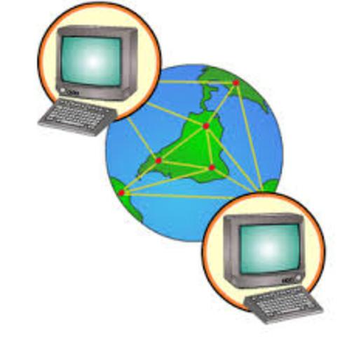 1.969 Primera red de Internet
