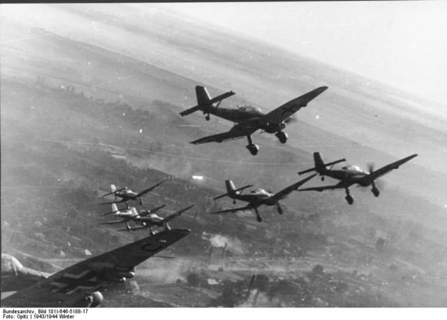 Blitzkrieg against Denmark and Norway