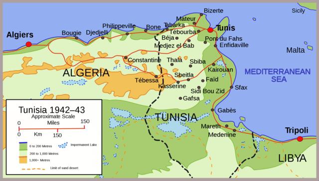 Battle of Tunisia