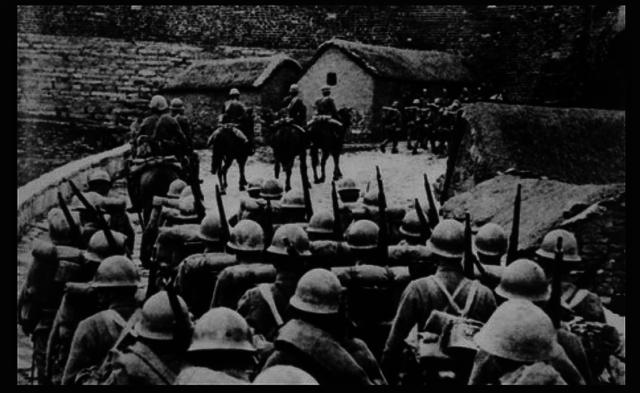 Japanese Attack on Manchuria