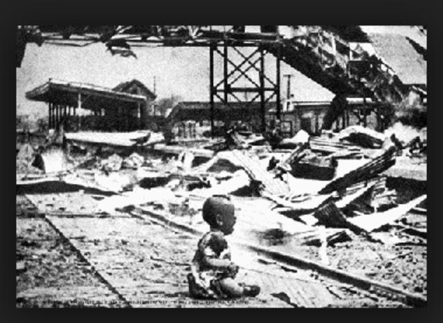 Japan attacks Shanghai, Jiangxi Soviet declares war on Japan