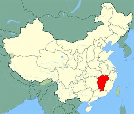 Communists at Jiangxi
