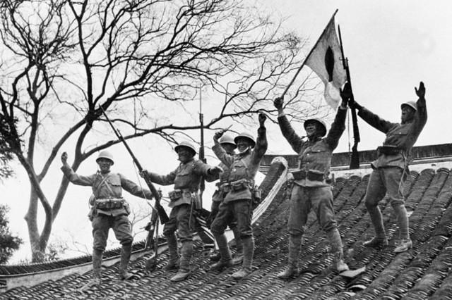 Japanese attacks