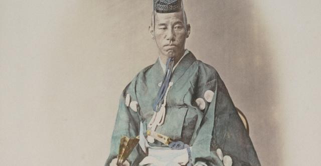 Tokugawa Yoshinobu Becomes the Last Shogun