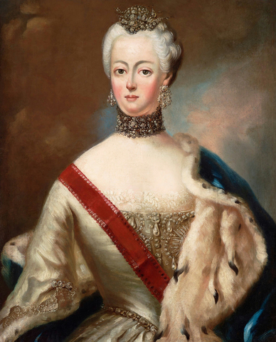 Catherine the Great, Emporess of Russia