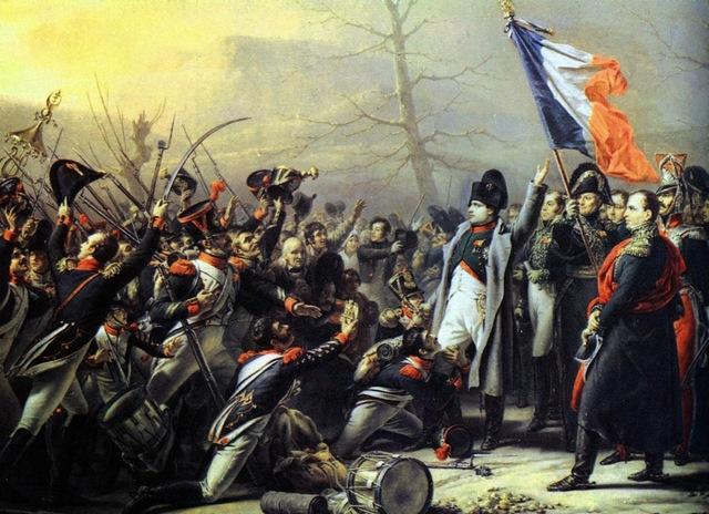 Napoleon Returns from Elba