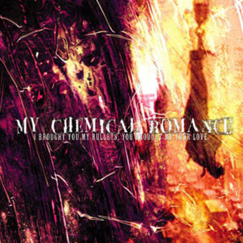 I Brought You My Bullets, You Brought Me Your Love released from MCR first album in 2002 sold signed with eyeball records