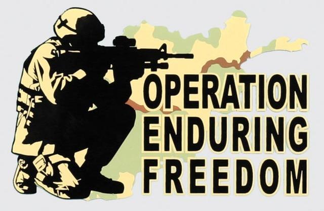 Operation Enduring Freedom-Kyrgystan Begins