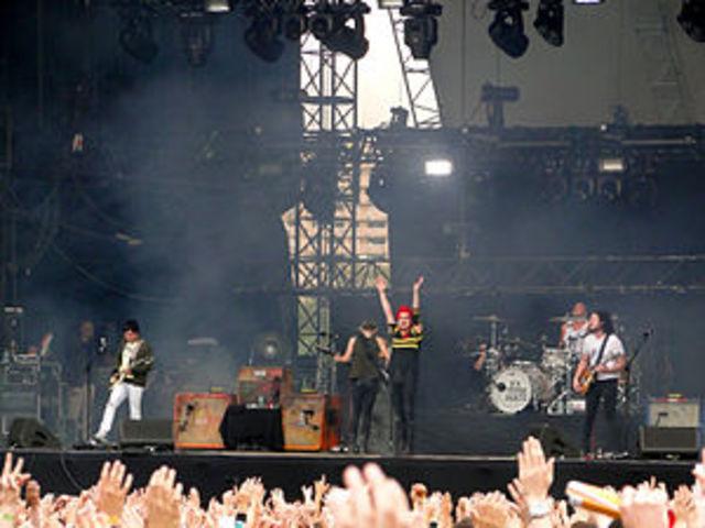 My Chemical Romance (MCR) was formed: Band Members- Gerard Way, Mickey Way, Ray Toro, Frank Lero