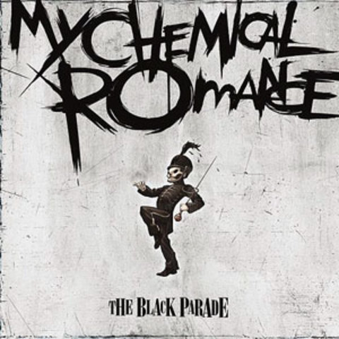 The Black Parade released from MCR as a succesful third album