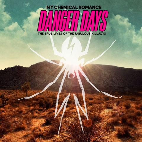 Danger Days, the true lives of the fabulous killjoys