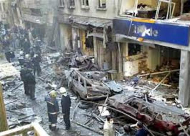 The Ghriba synagogue Bombing