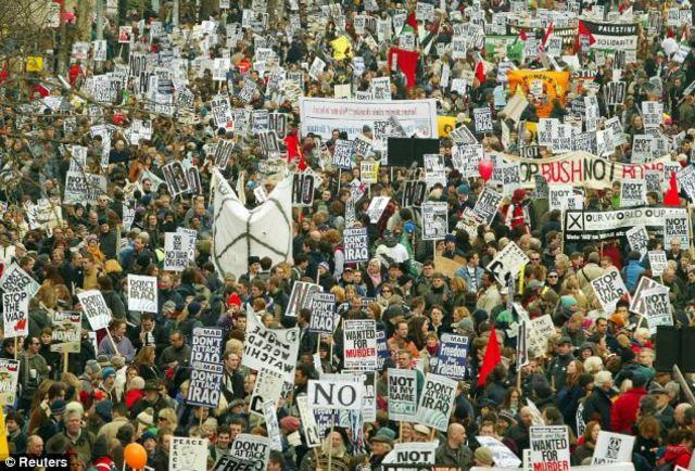 Anti-war Groups Across The World
