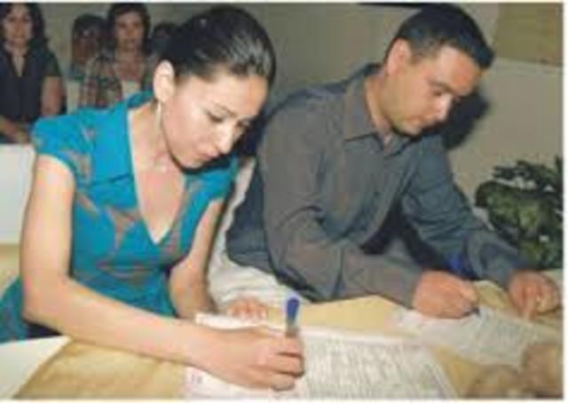 Matrimonio al Civil