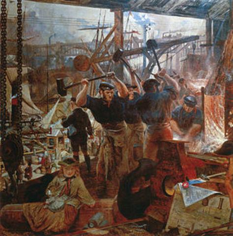 Industrial Revolution 1760-1840
