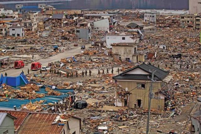 Earthquake and Tsunami Disaster