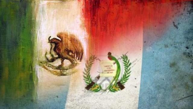 Adhesión de Guatemala a México