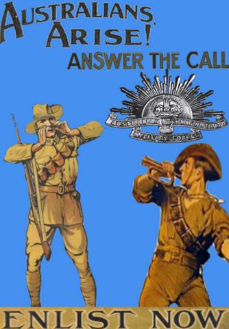 Australia Declares War On Germany