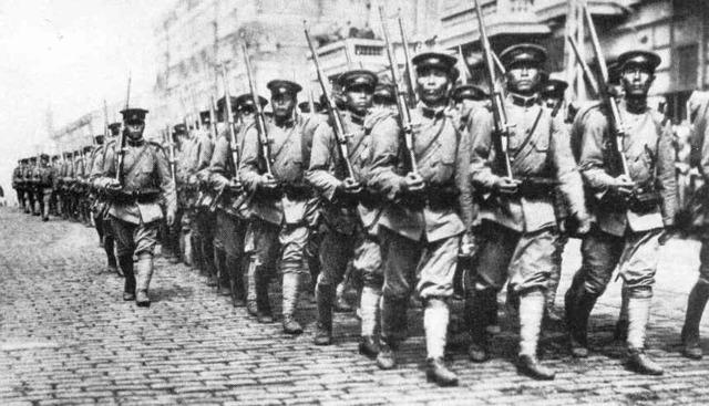 The Russian Civil War (2nd part)
