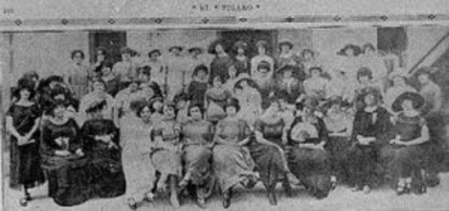 lifetime alliance as women's rights activists