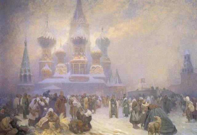 Abolishment of Serdom