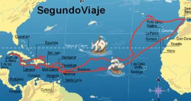 Segundo viaje: La Colonización