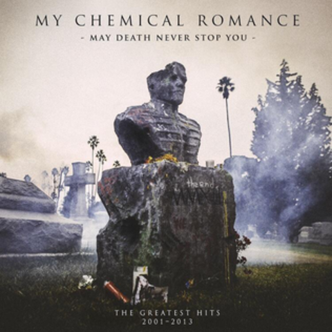 May Death Never Stop You released from MCR as their final album wrote before the breakup