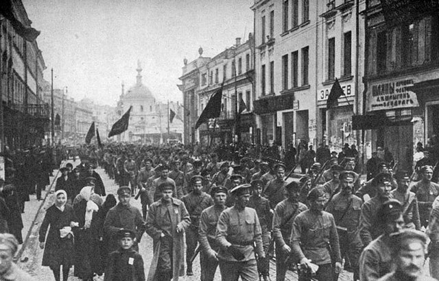 March (February) revolution (Part 1)
