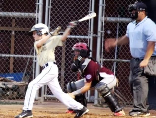 Hace dos años que mi equipo de béisbol ganó distritos.