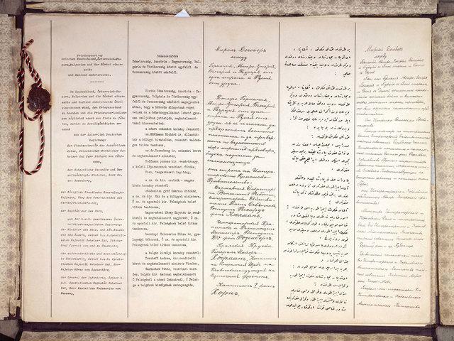 Treaty of Brest - Livosk
