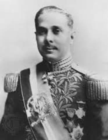 Trujillo's Second Presidency