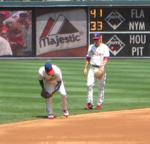 Hace seis años que fui a mi primer juego de los Phillies