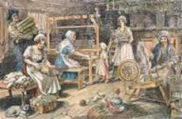 The Wool Act of 1699