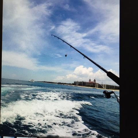 Agosto 31, 2014: El año pasado en agosto yo recibí un barco de Hurricane para mis cumpleaños.