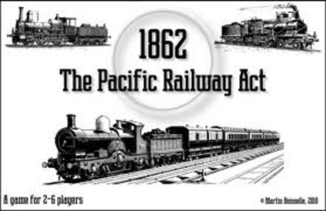 Pacific Railway Act of 1862