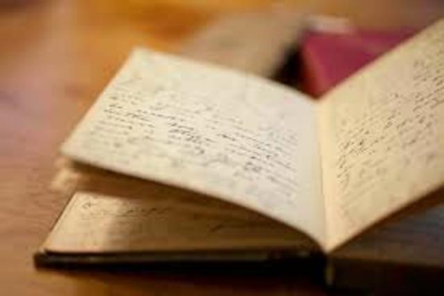 Maria Teresa Buries Her Diary