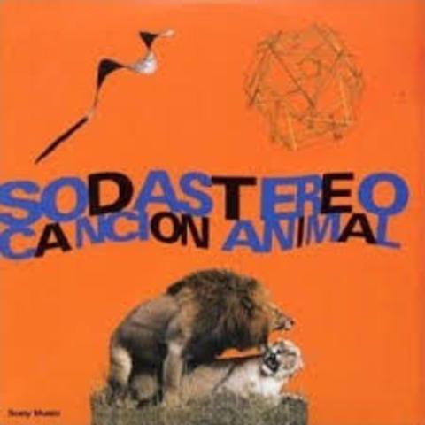 "Album ""Cancion Animal"""