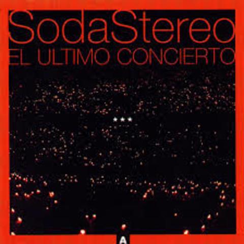 """Album doble """"El Ultimo Concierto"""" en vivo"""