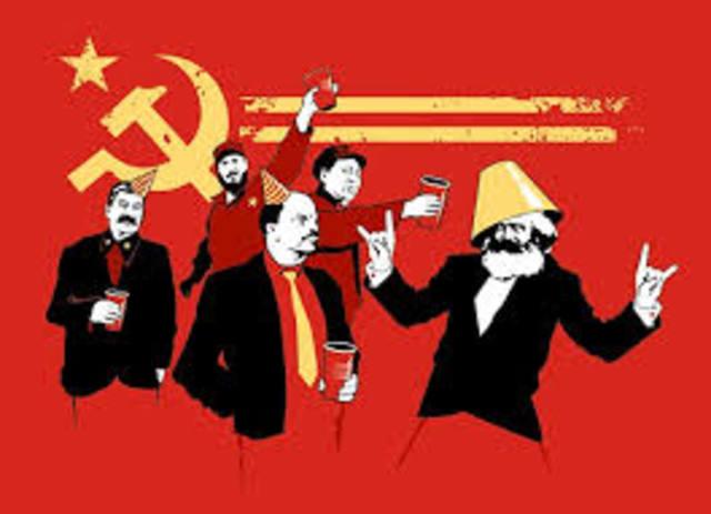 Trujillo and Communism