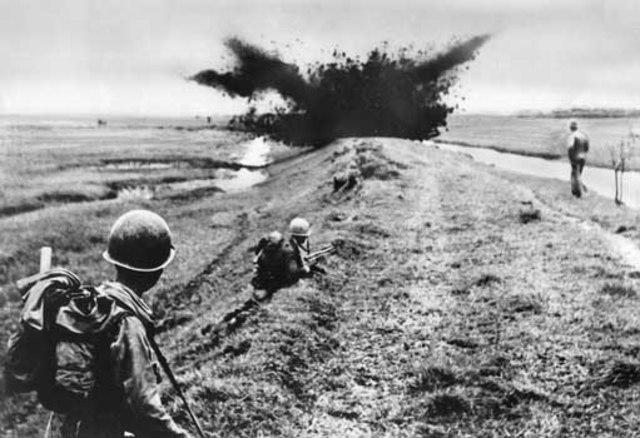 First Indochina War Ends