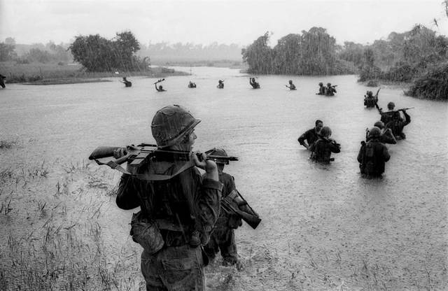 The Vietnam War Begins