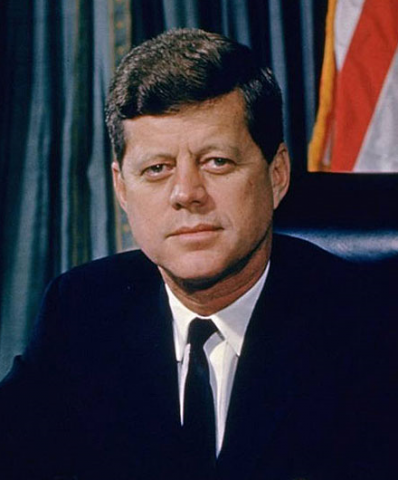 From Eisenhower to Kennedy