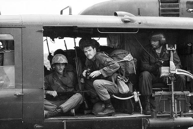 Americans Pulled Out of Vietnam