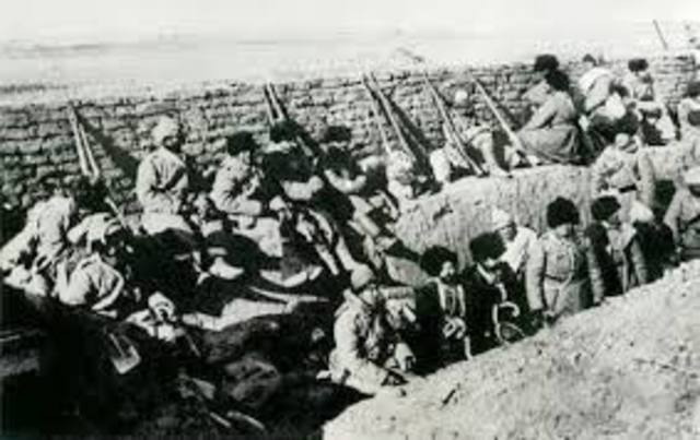 Russo-Japanese war of 1904